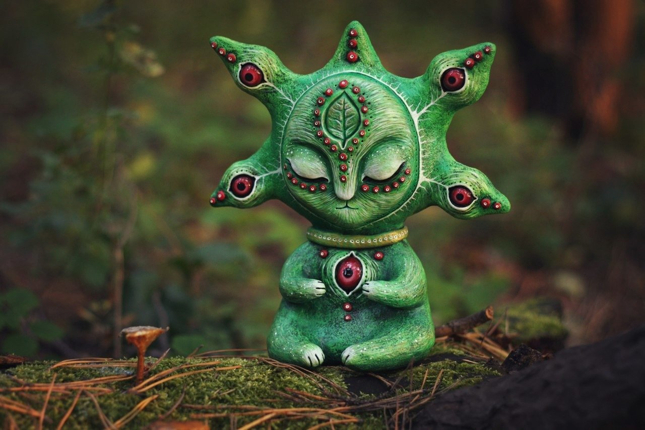 Alien Toys by Maryana Kopylova 27