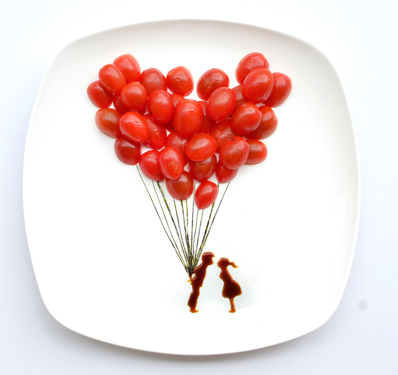 Creativity With Food 8