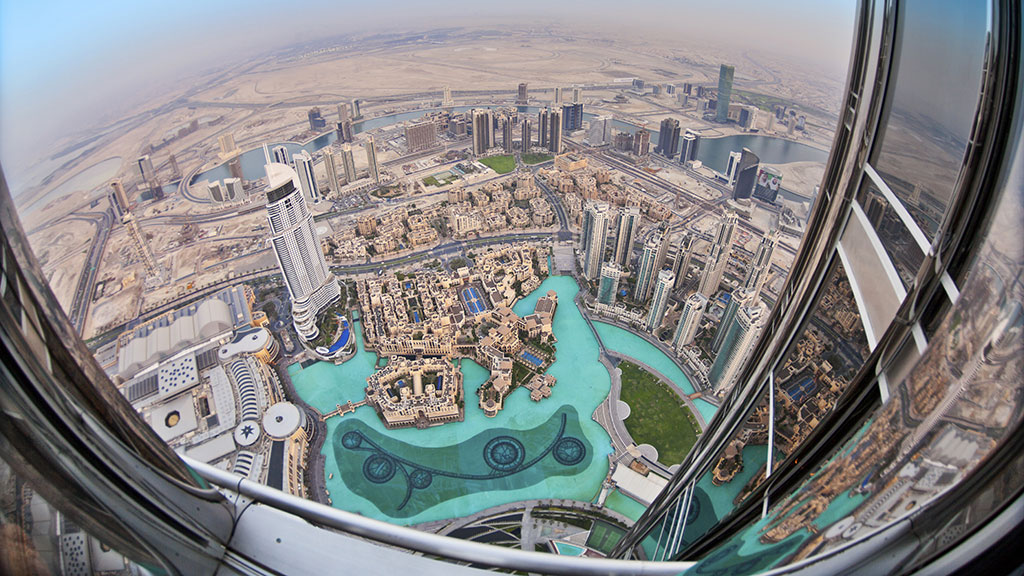 Dubai from Above 19