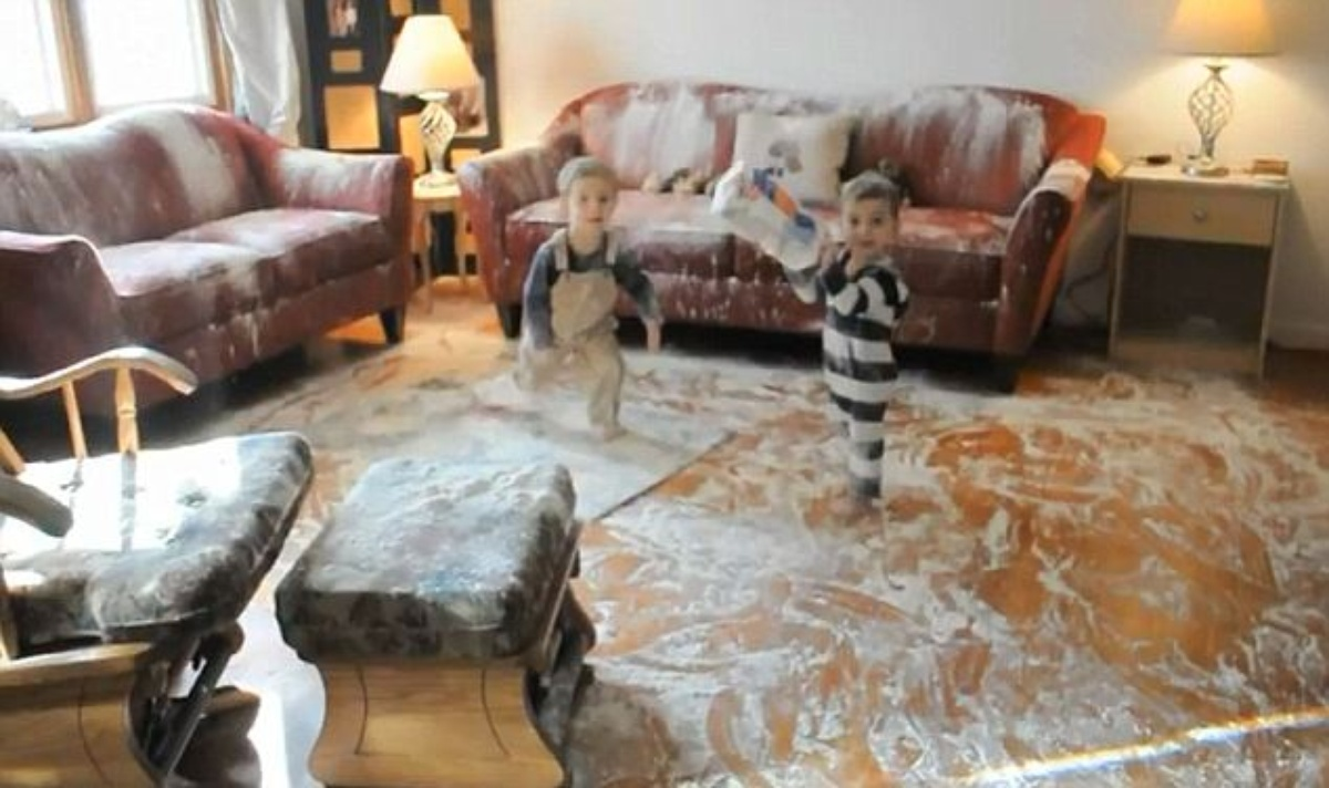 Kids Love Getting Messy – Deal With It! 14