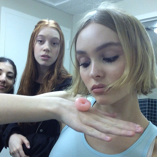 Lily-Rose Melody Depp 3