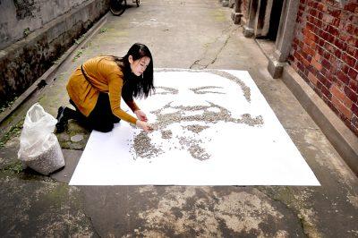 ≡ Meet Red Hong Yi - An Amazing Artist from Malasia! Brain