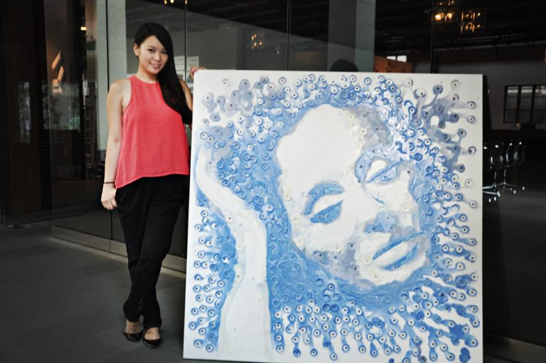 Meet Red Hong Yi - An Amazing Artist from Malasia! | Brain