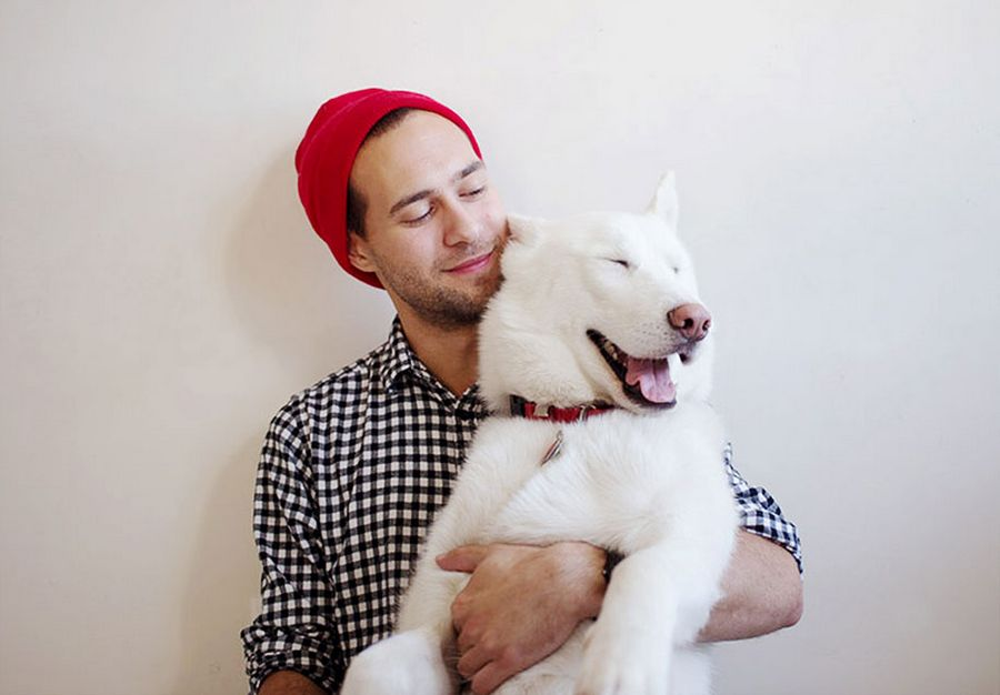 Alone With 53 Thousand Followers- Incredible Adventures Of John Stortz And His Dog