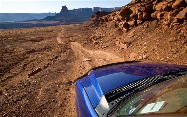 10) White Rim Road, Utah 3