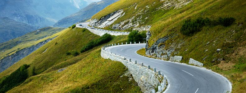 13) The Grossglockner High Alpine Road in Austria 3