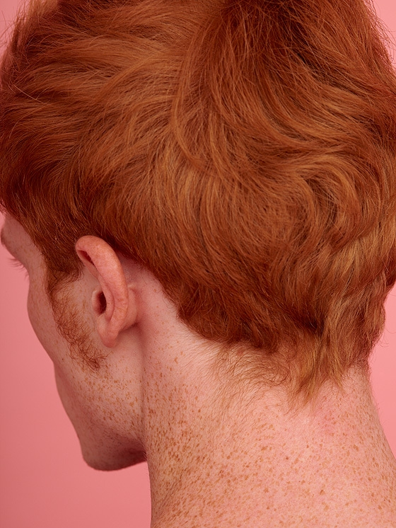 3 Photography Projects That Explore The Beauty Of Redheads 14