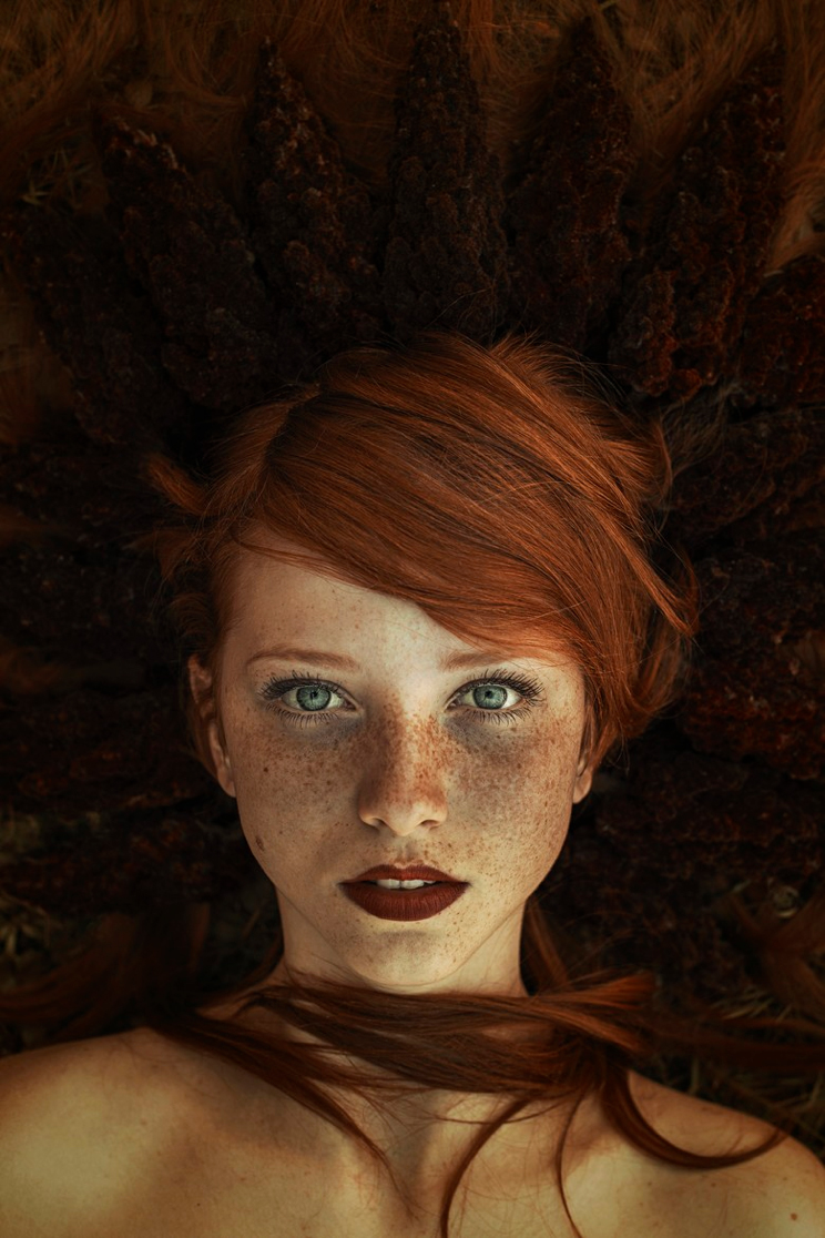 3 Photography Projects That Explore The Beauty Of Redheads 18