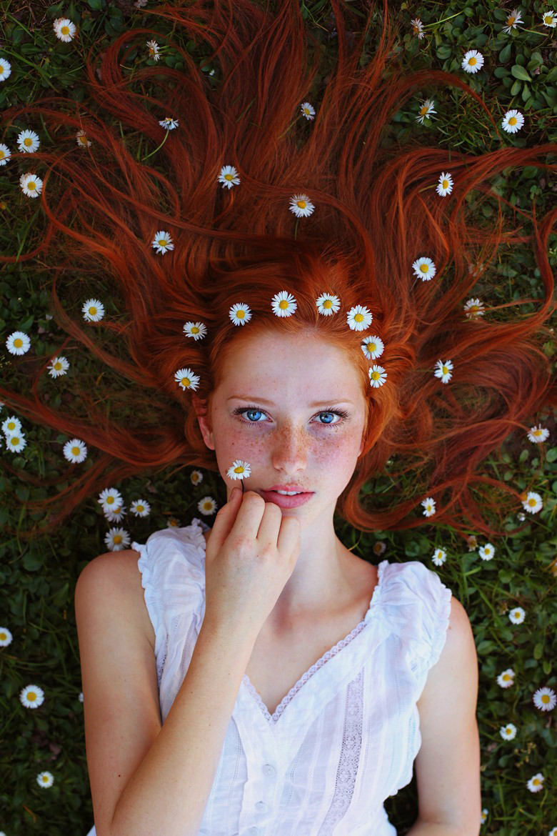 3 Photography Projects That Explore The Beauty Of Redheads 19