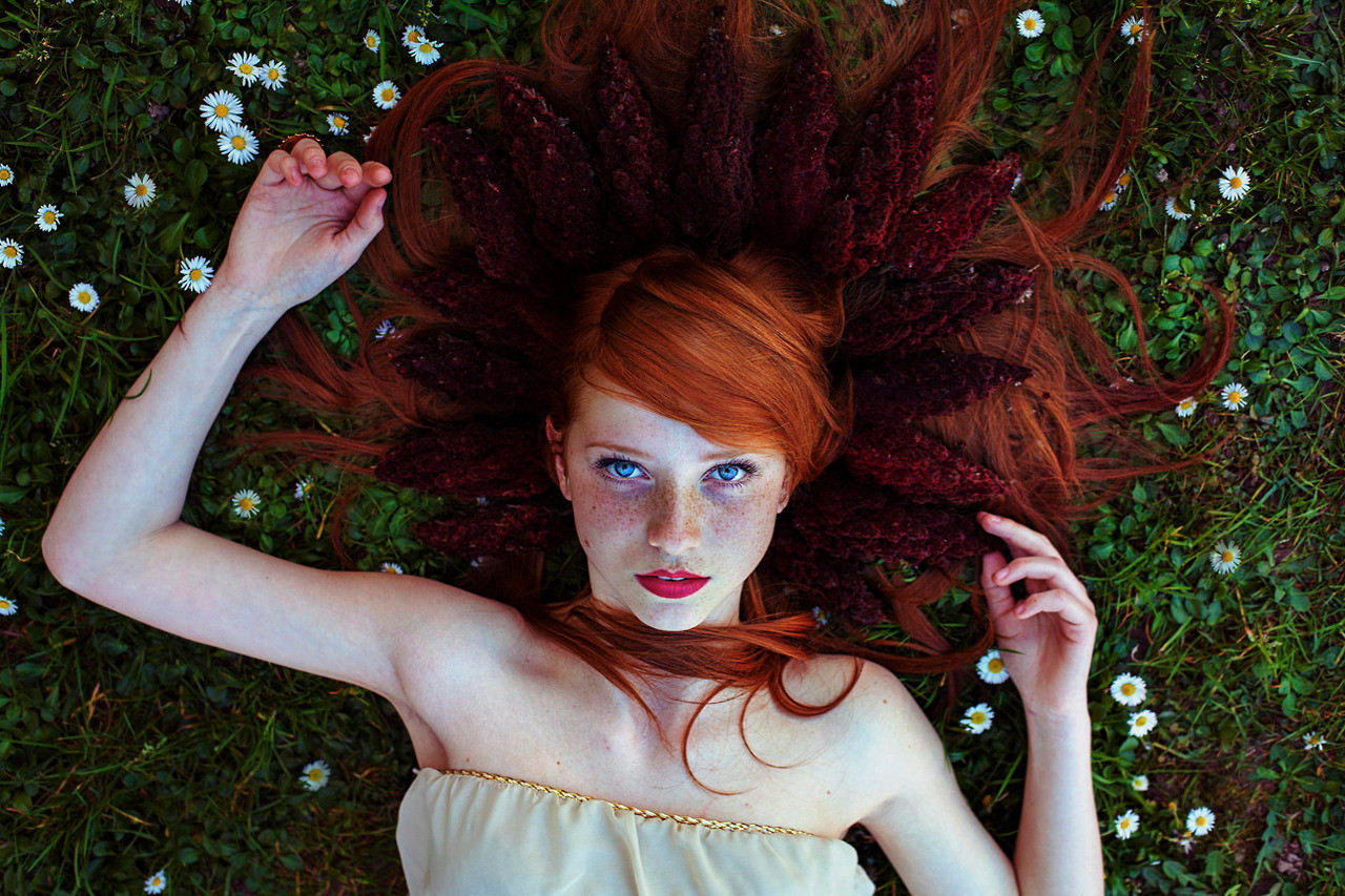 3 Photography Projects That Explore The Beauty Of Redheads 20