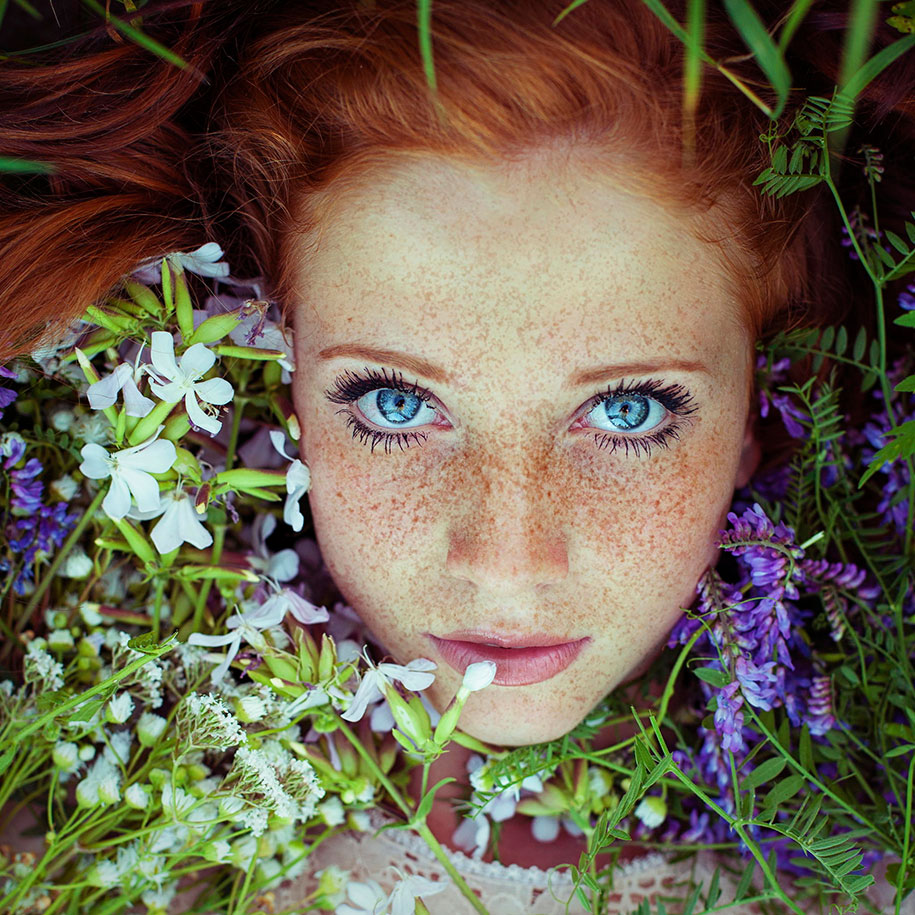 3 Photography Projects That Explore The Beauty Of Redheads 21