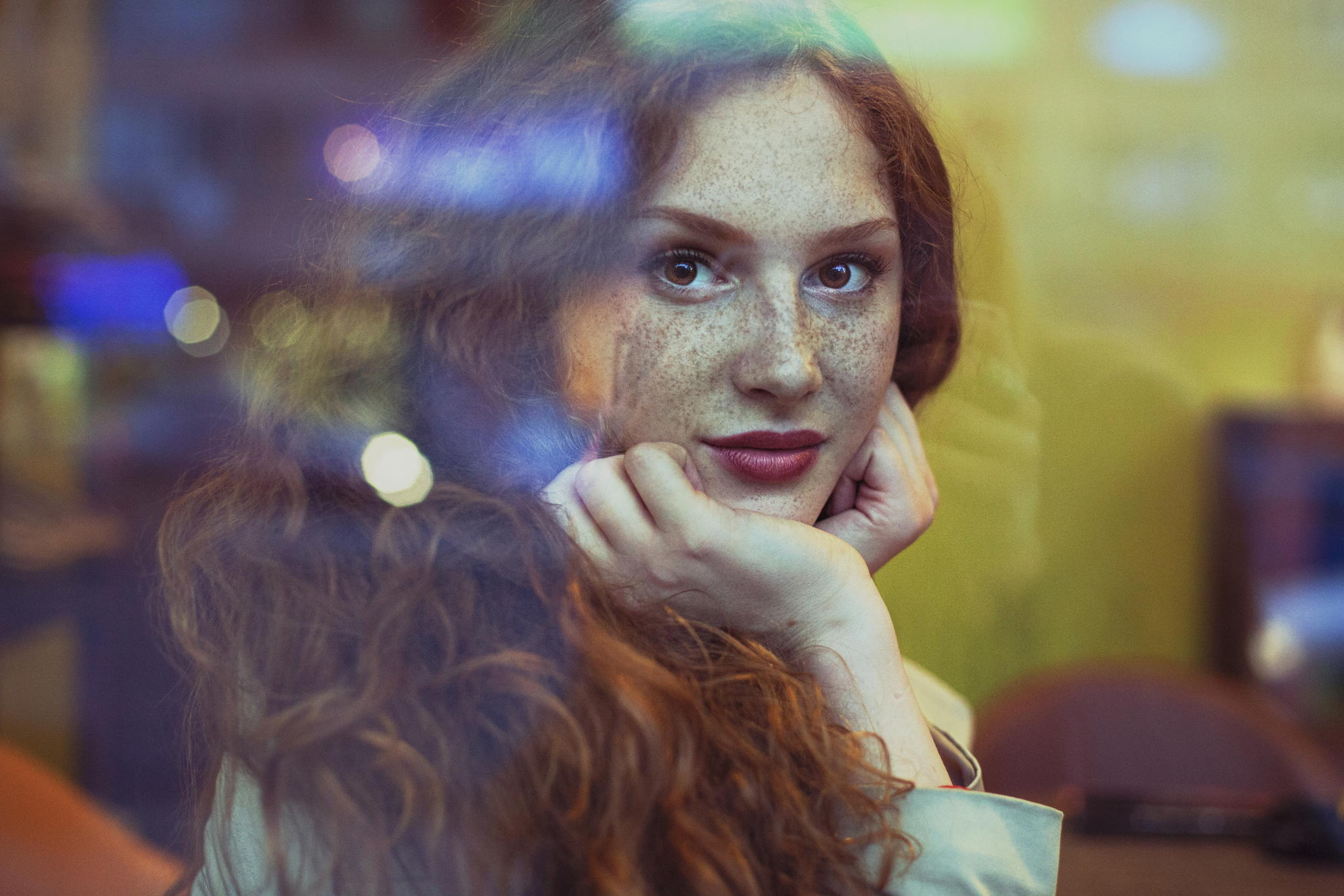 3 Photography Projects That Explore The Beauty Of Redheads 22