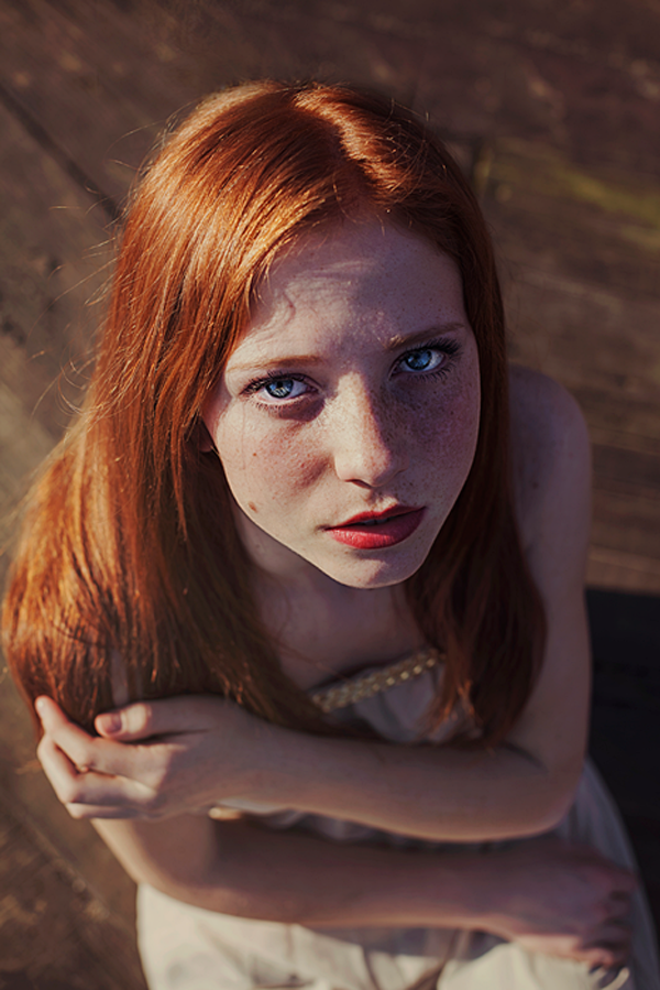 3 Photography Projects That Explore The Beauty Of Redheads 23