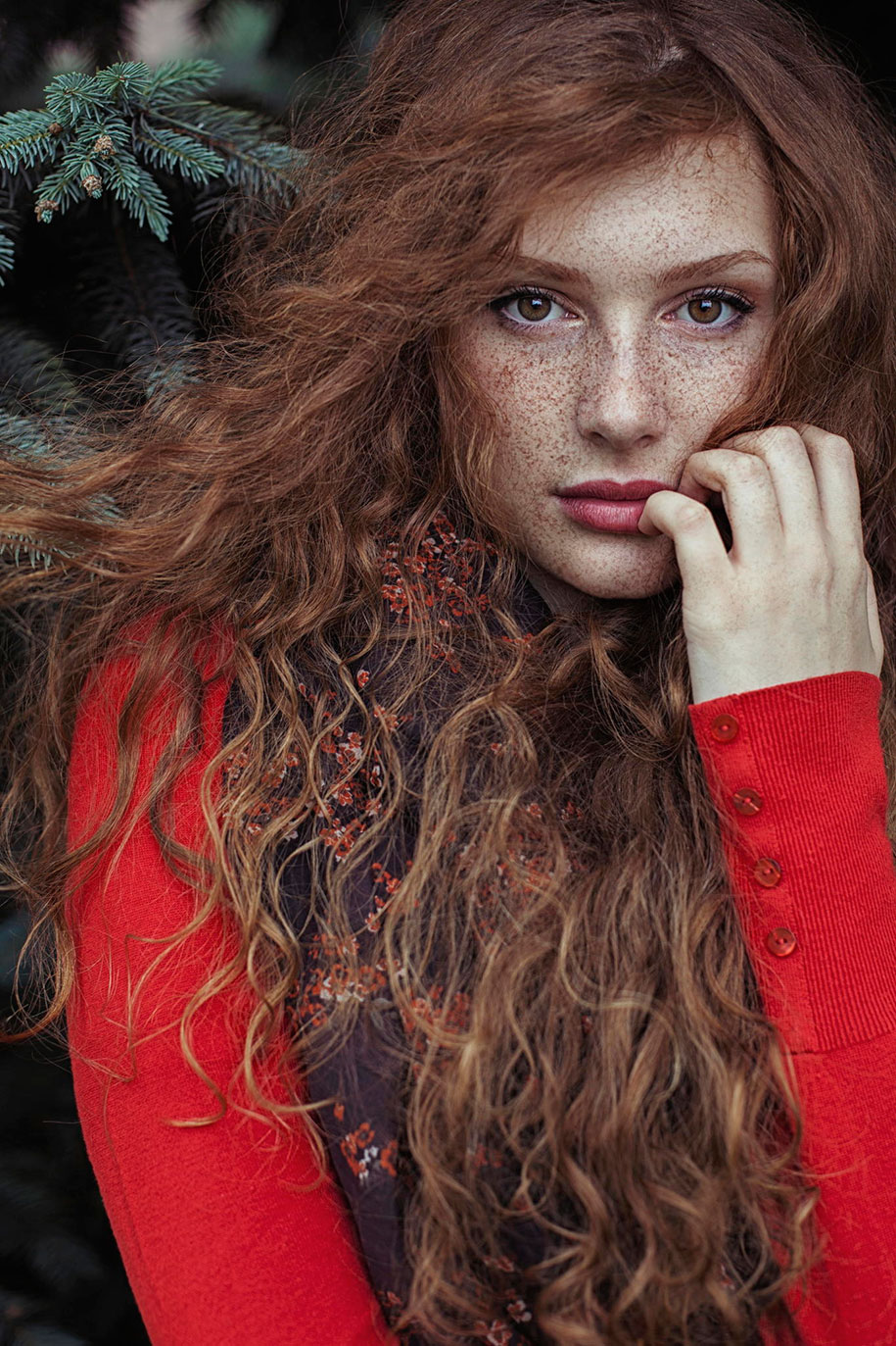 3 Photography Projects That Explore The Beauty Of Redheads 24