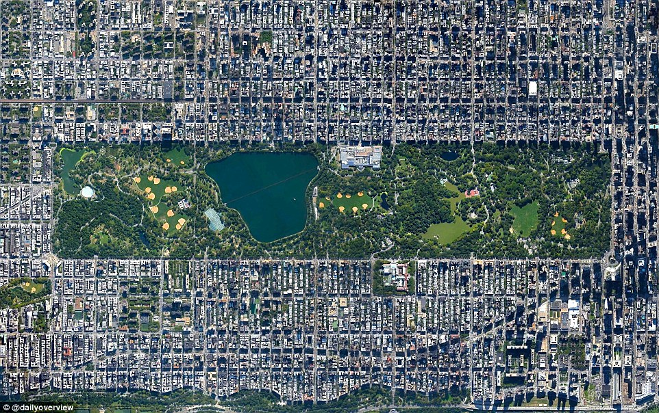 6. Central Park, New York City, US