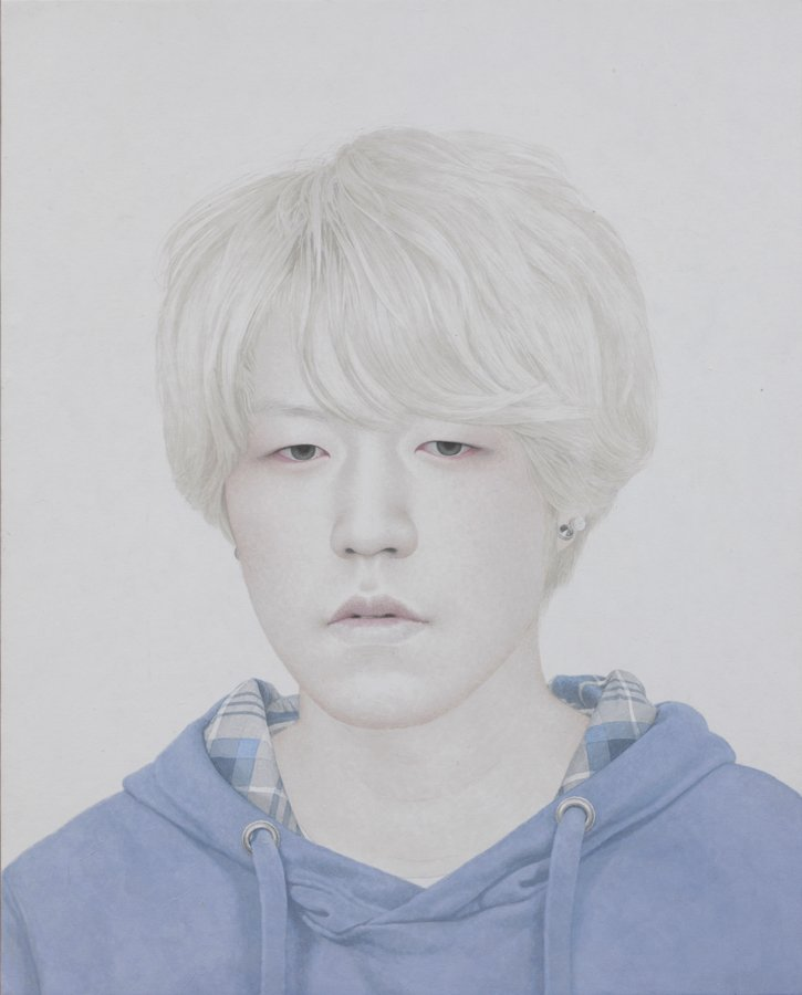 Ghostly Teen Portraits By Yong Sung Heo 11
