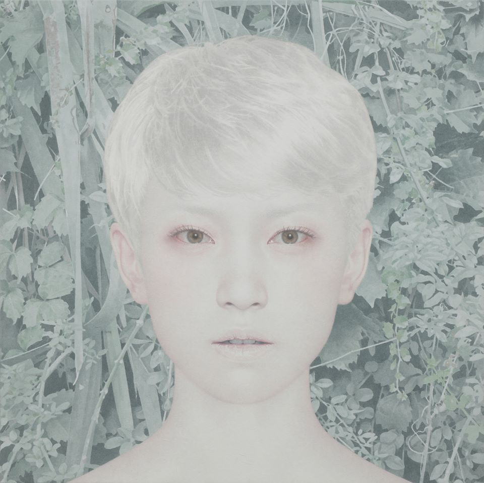 Ghostly Teen Portraits By Yong Sung Heo 3