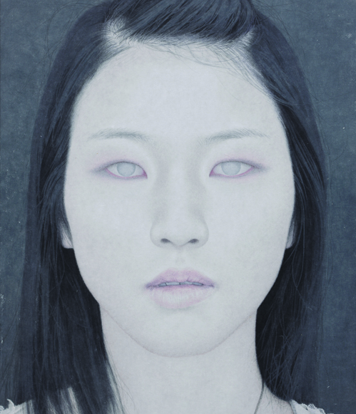 Ghostly Teen Portraits By Yong Sung Heo 8