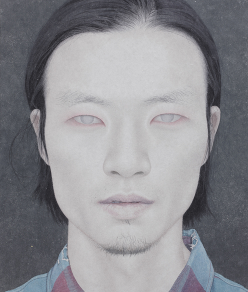 Ghostly Teen Portraits By Yong Sung Heo 9