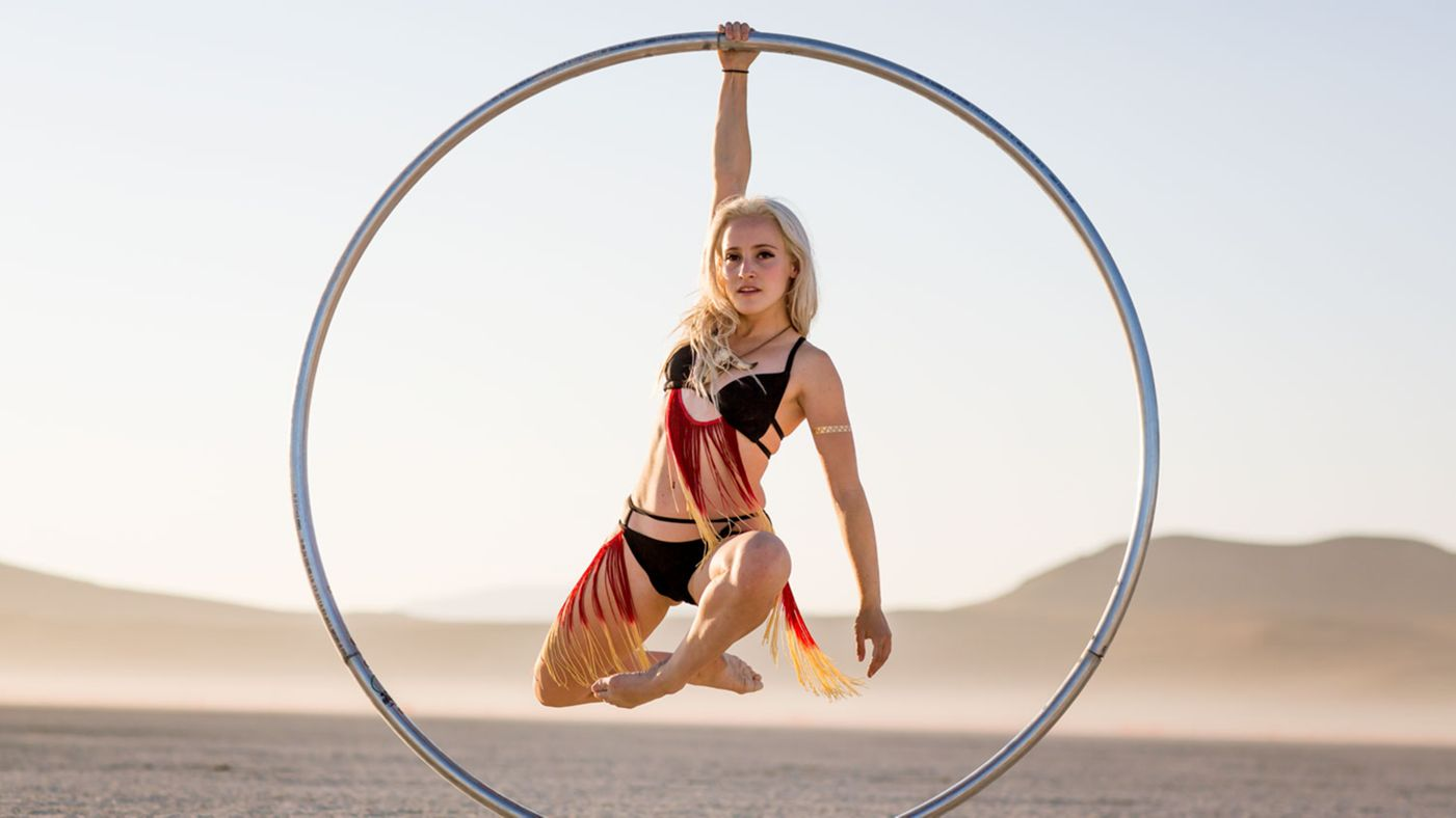 See Crazy, Surreal Photos and Videos from Burning Man 2015 1