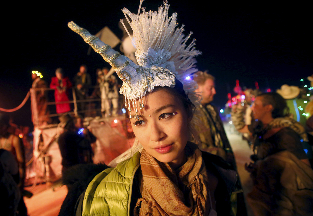 See Crazy, Surreal Photos and Videos from Burning Man 2015 19