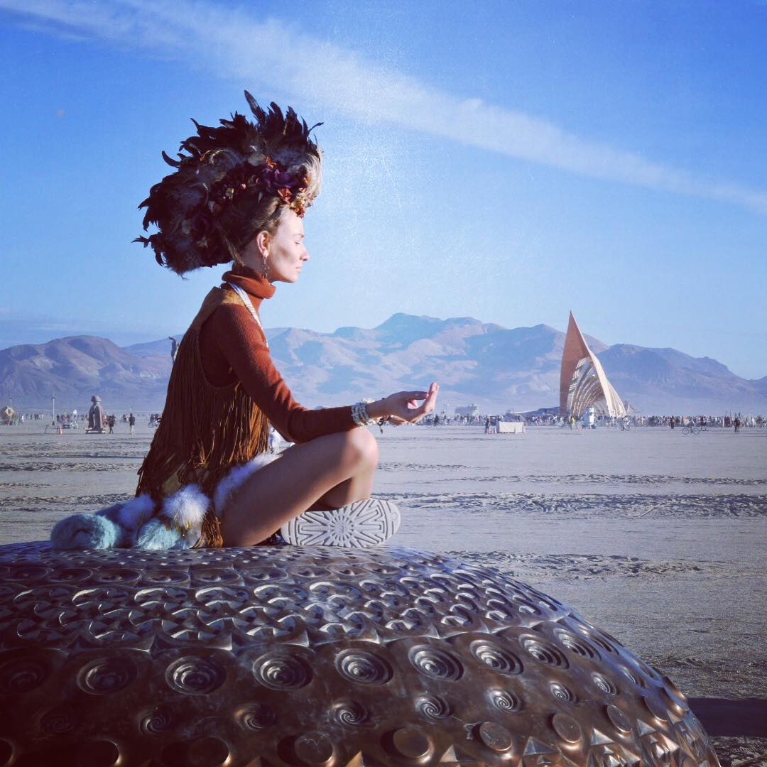 See Crazy, Surreal Photos and Videos from Burning Man 2015 5