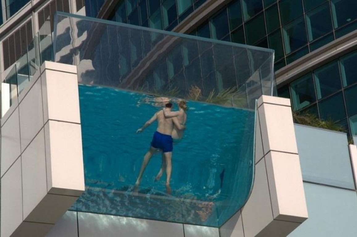 This 10-Story High 'Sky Pool' Is Absolutely Jaw-Dropping 6 '