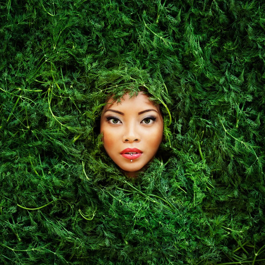 Vanessa Paxton Captures Stunning Images of People's Faces 1