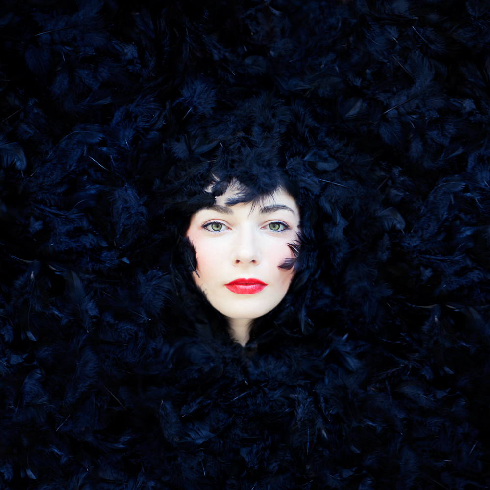 Vanessa Paxton Captures Stunning Images of People's Faces 6