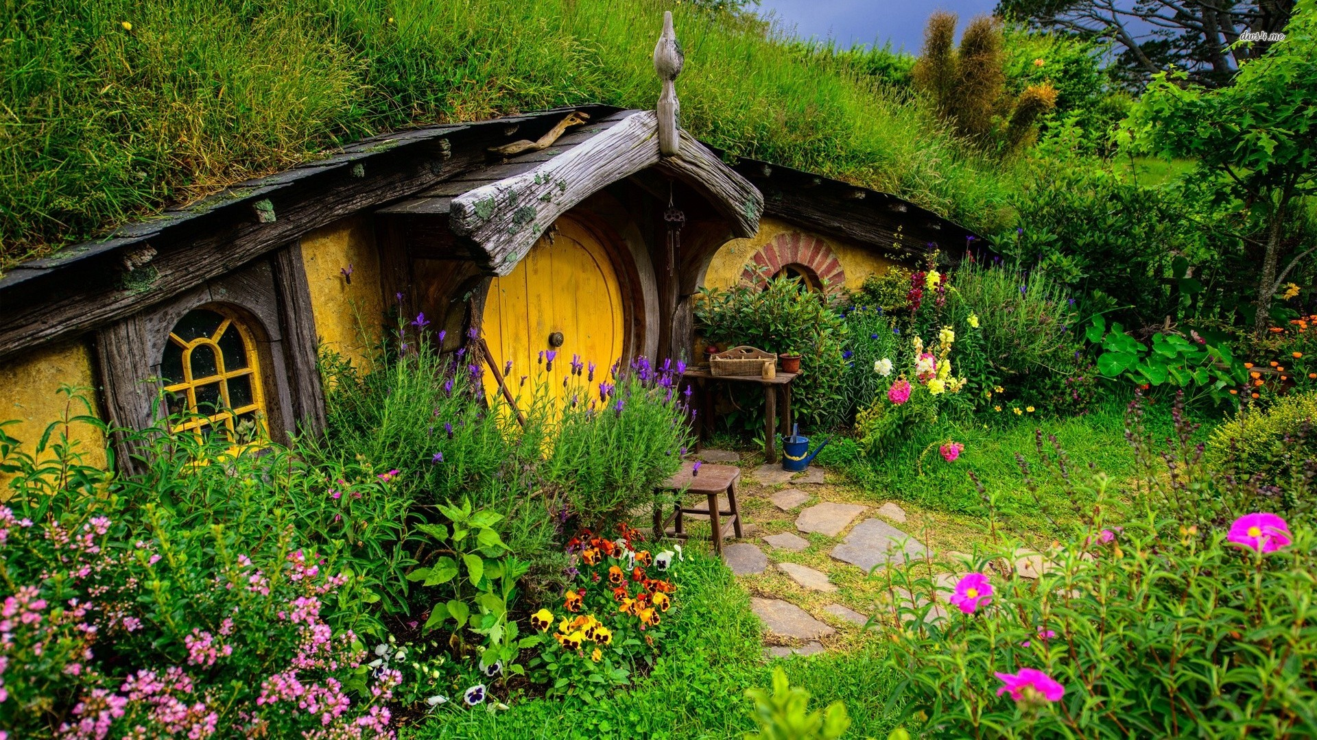 11. The Shire, The Lord of the Rings 1