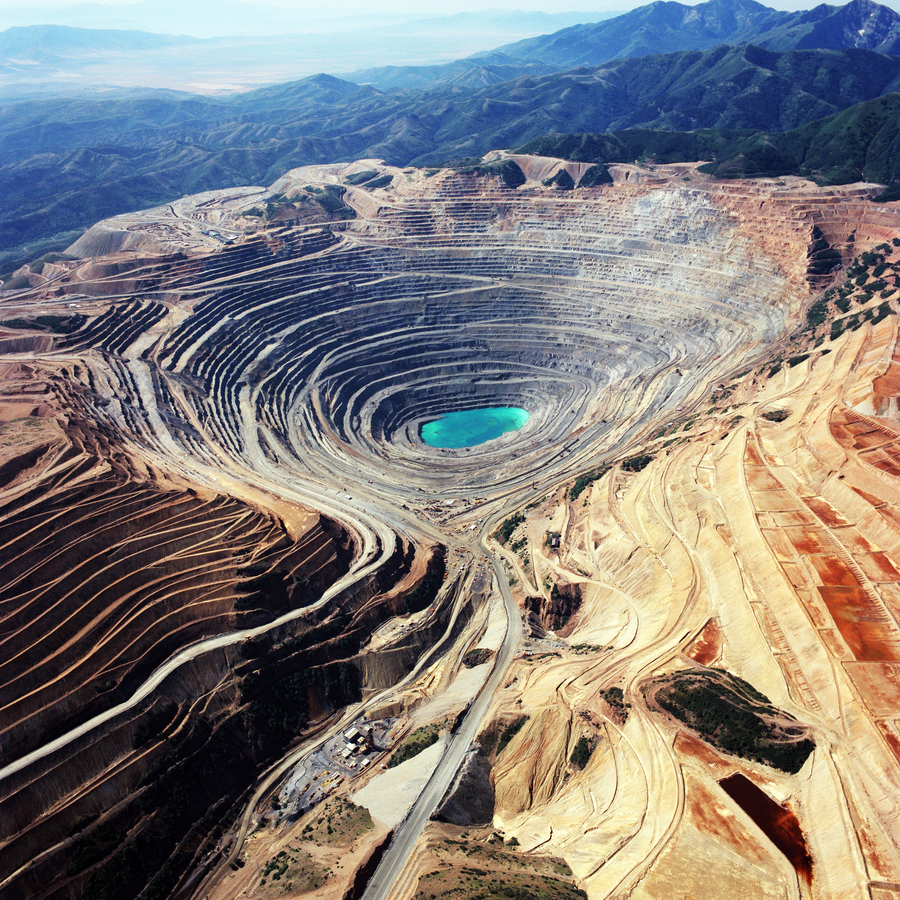 2. Kennecott Copper Mine