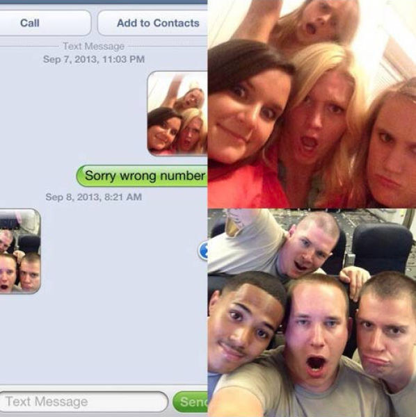 20 Best Responses To Wrong Number Texts 14