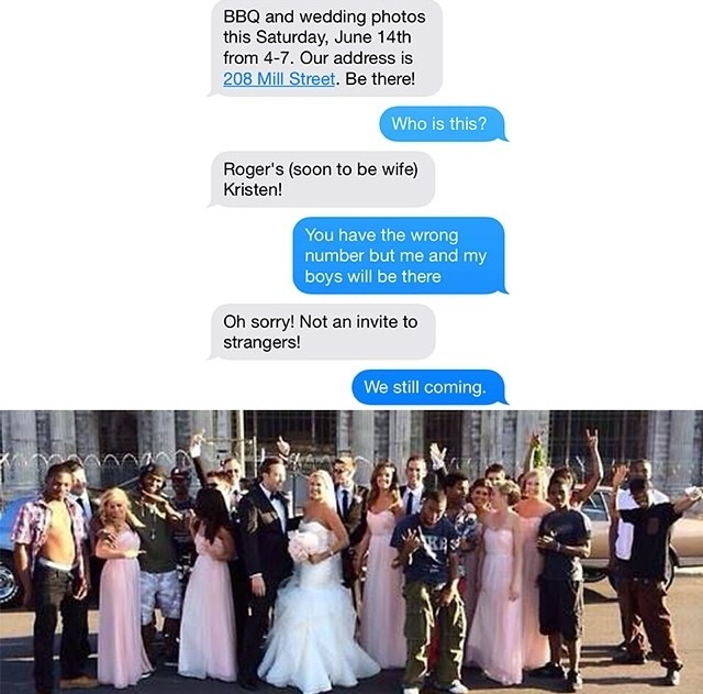 20 Best Responses To Wrong Number Texts 5