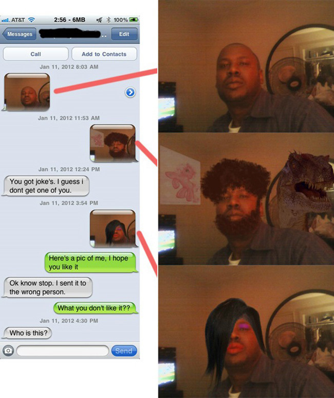 20 Best Responses To Wrong Number Texts 7