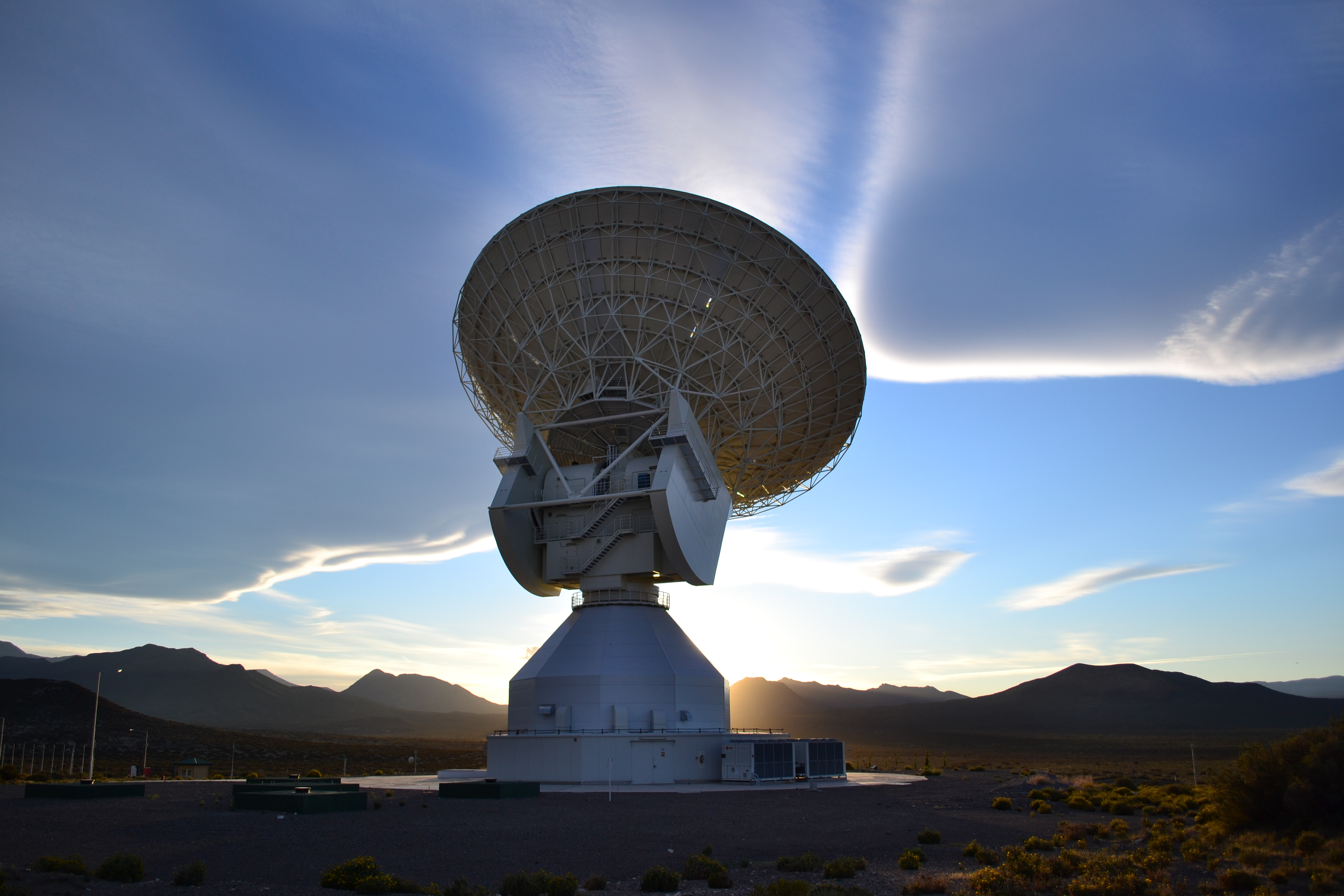 4. Deep Space Tracking Station, Cebreros, Spain
