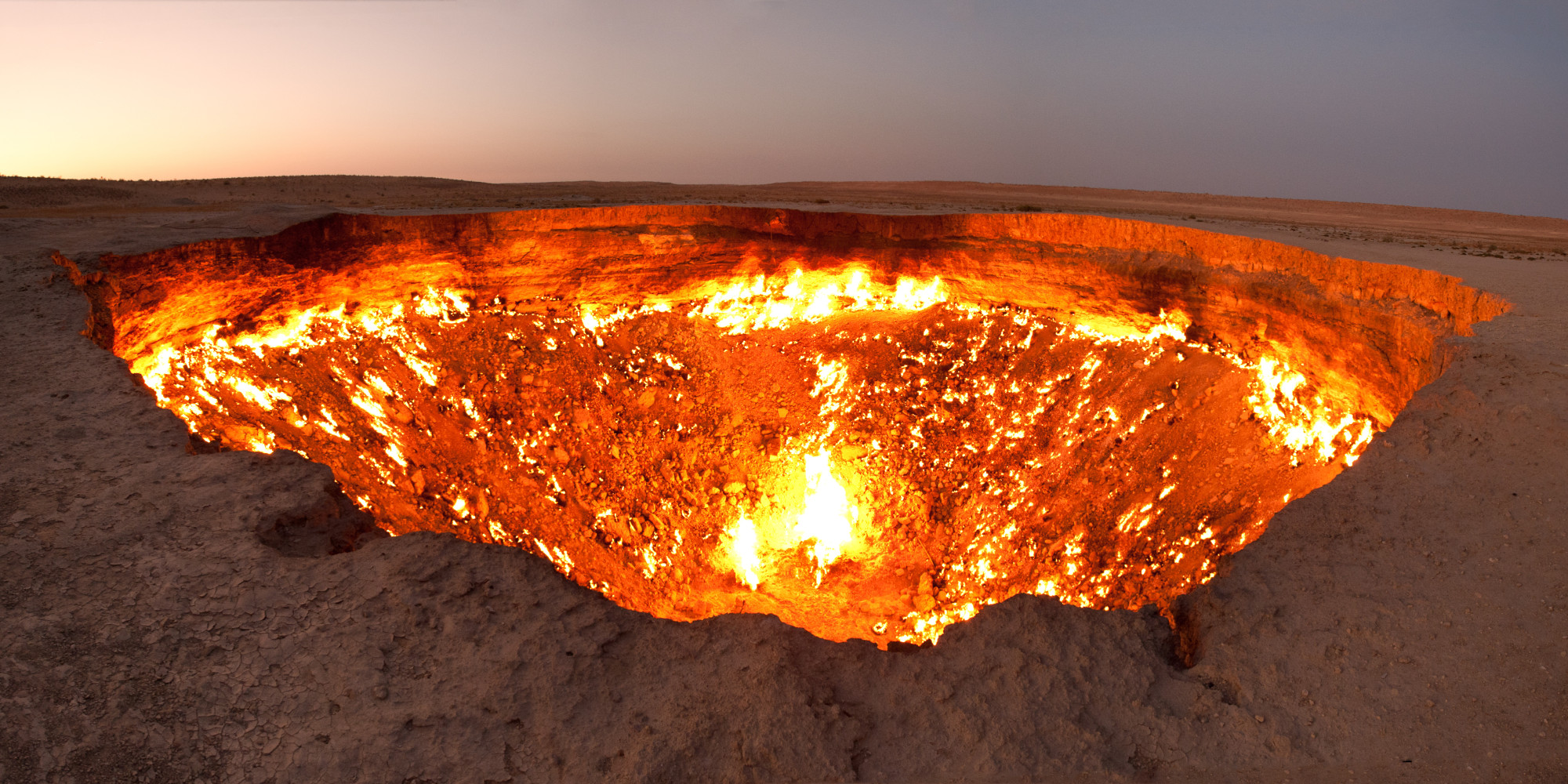 4. Door To Hell