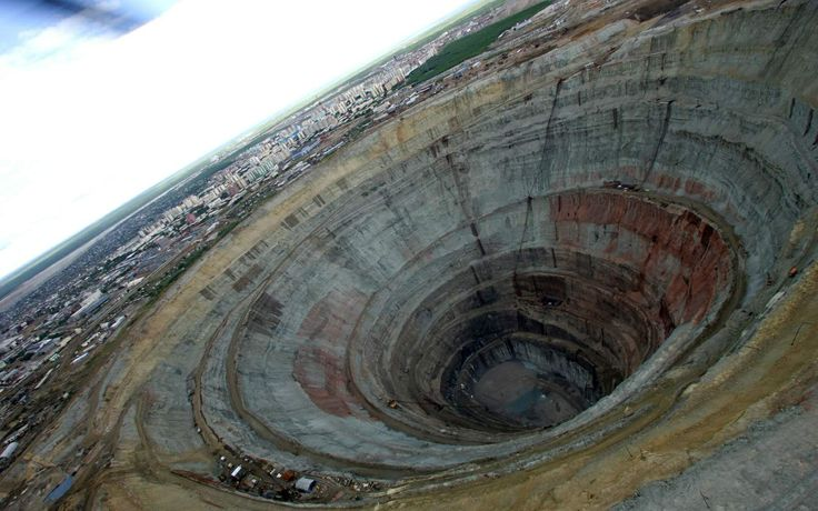 5. The Kola Superdeep Borehole