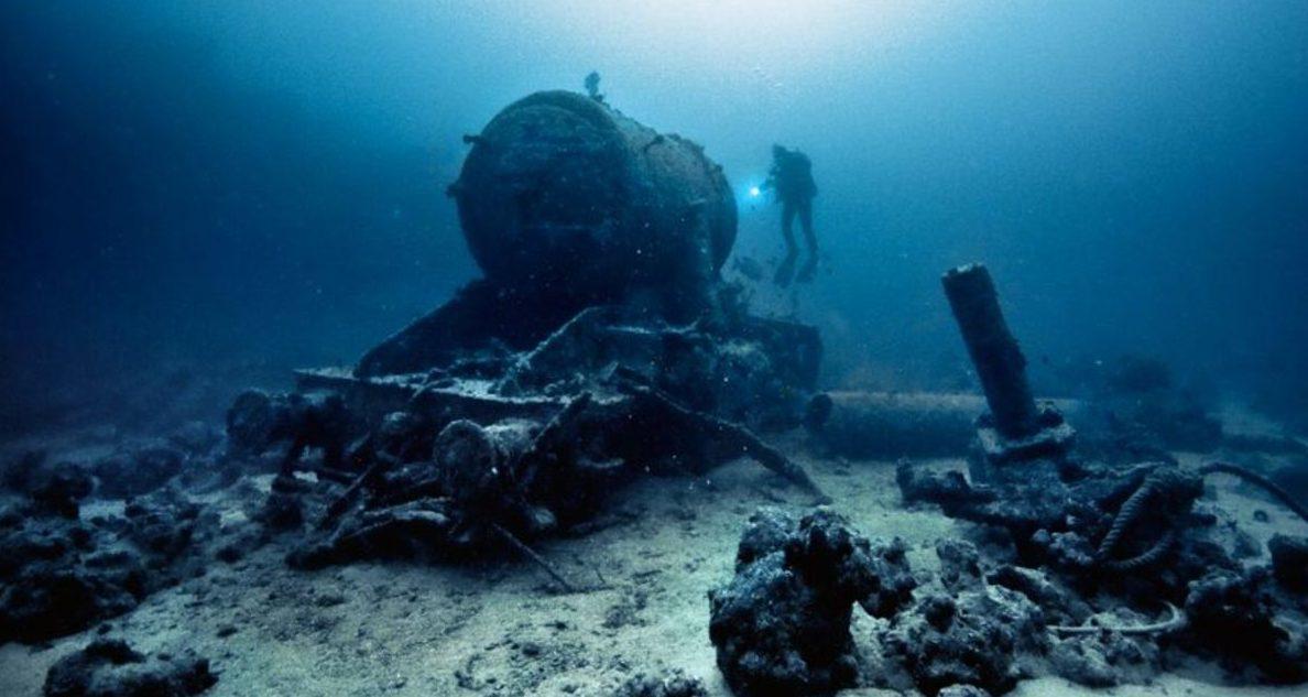 9 Bizarre Underwater Discoveries 9