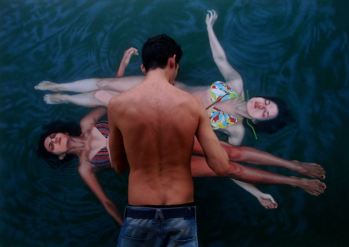 Hyper Realistic Paintings By Gustavo Silva Nuñez 1
