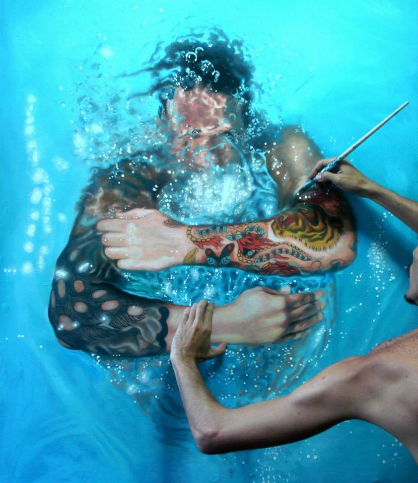 Hyper Realistic Paintings By Gustavo Silva Nuñez 3