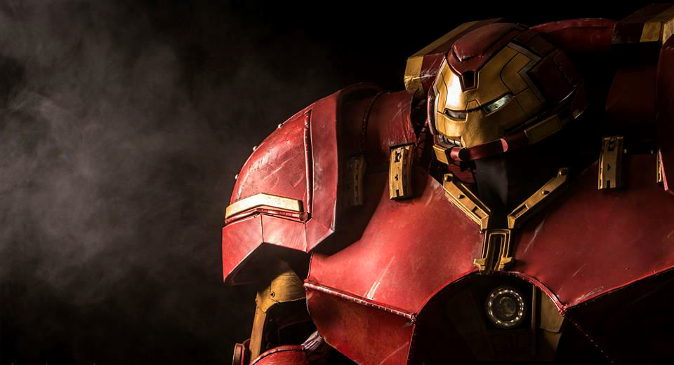 This Hulkbuster Costume Is The Most Realistic Cosplay Of All Time 1