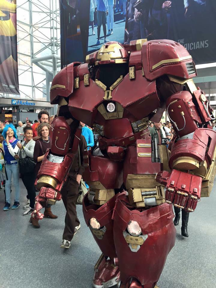 This Hulkbuster Costume Is The Most Realistic Cosplay Of All Time 2