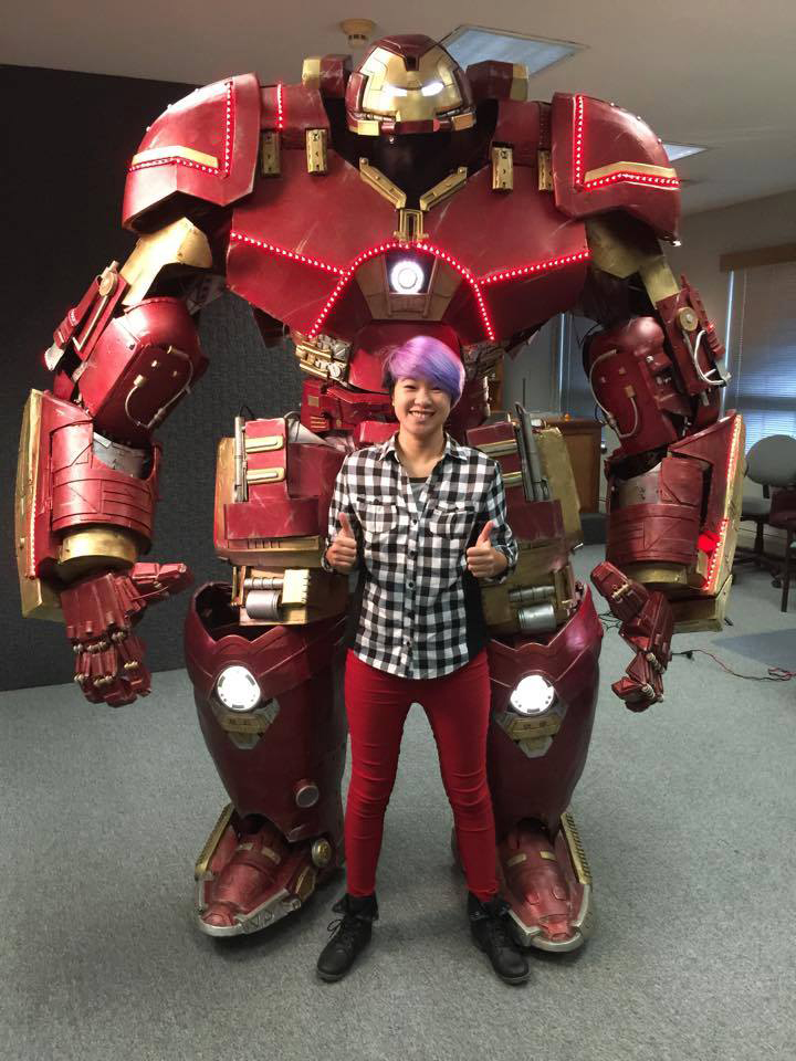 This Hulkbuster Costume Is The Most Realistic Cosplay Of All Time 5