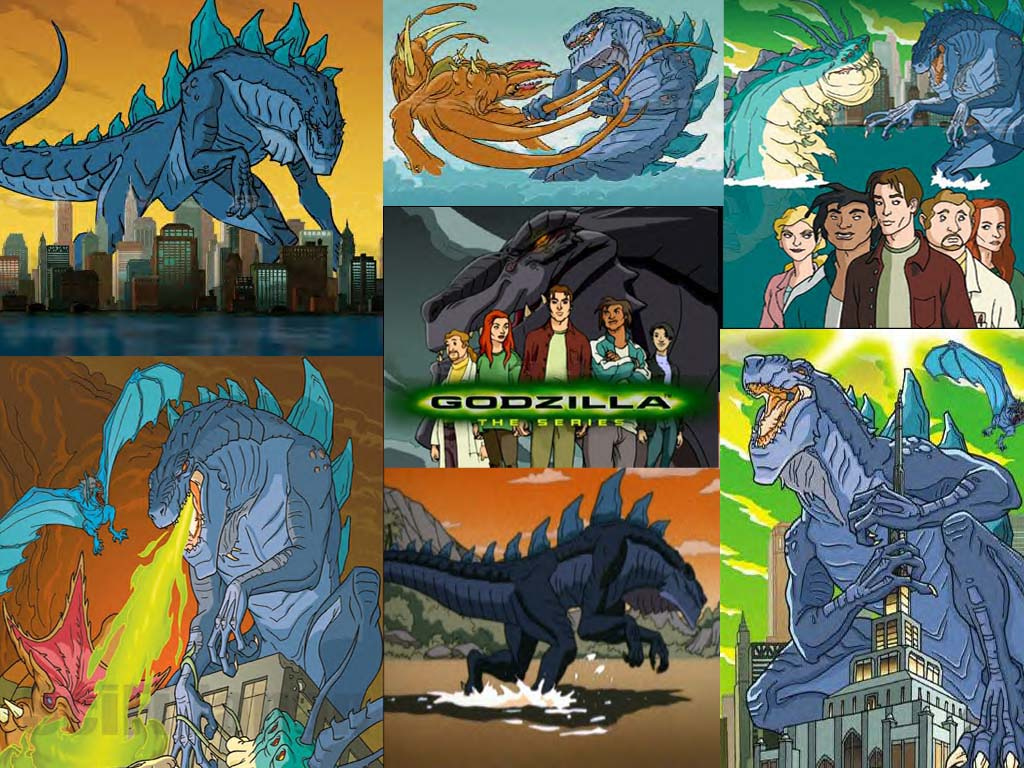 2 Godzilla The Series