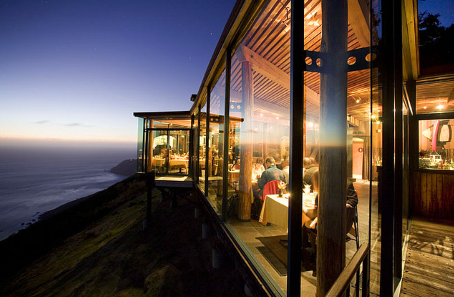 25 World's Best Restaurant Views 25