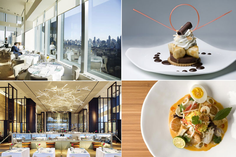 25 World's Best Restaurant Views 34