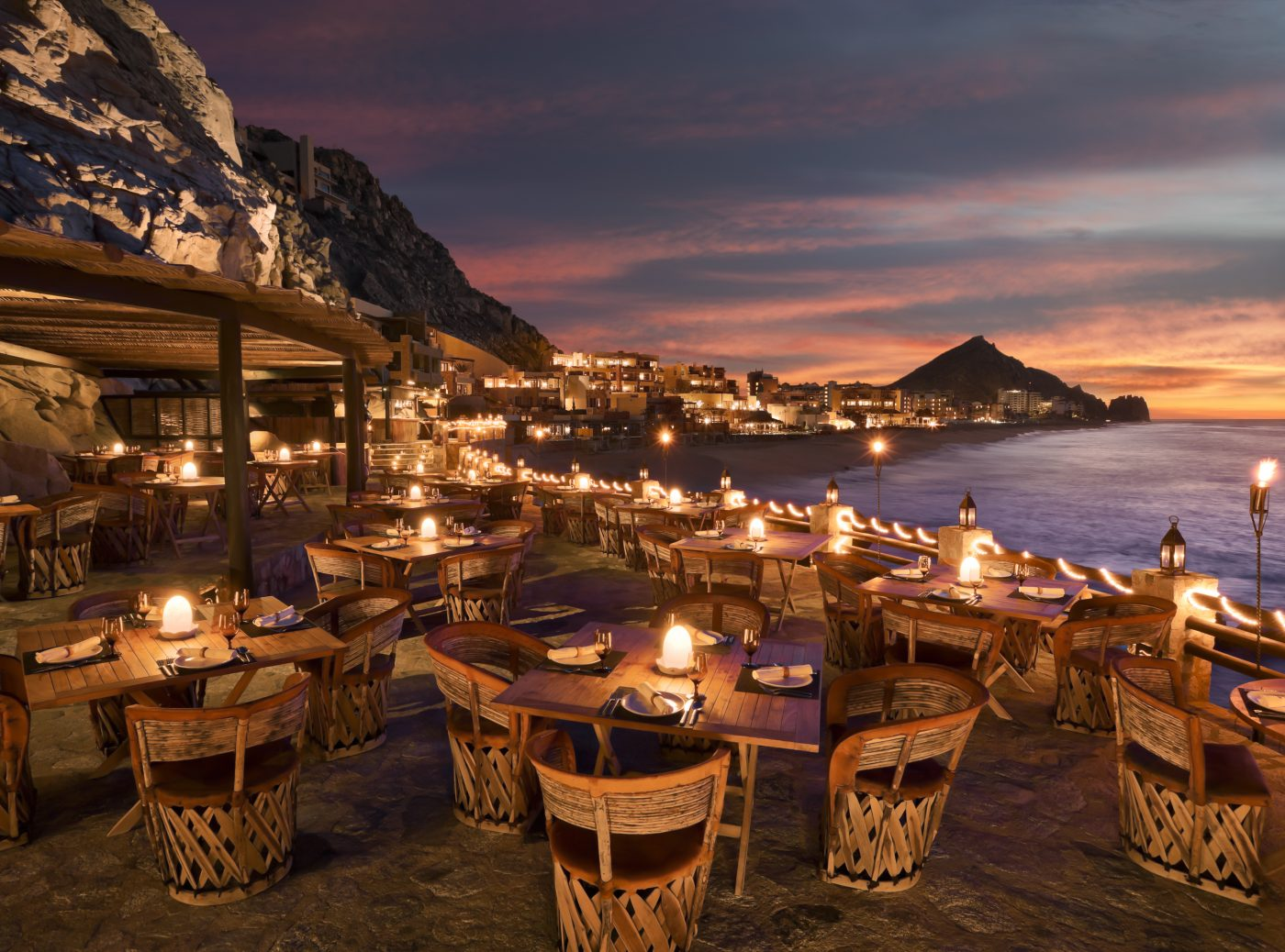 25 World's Best Restaurant Views 49