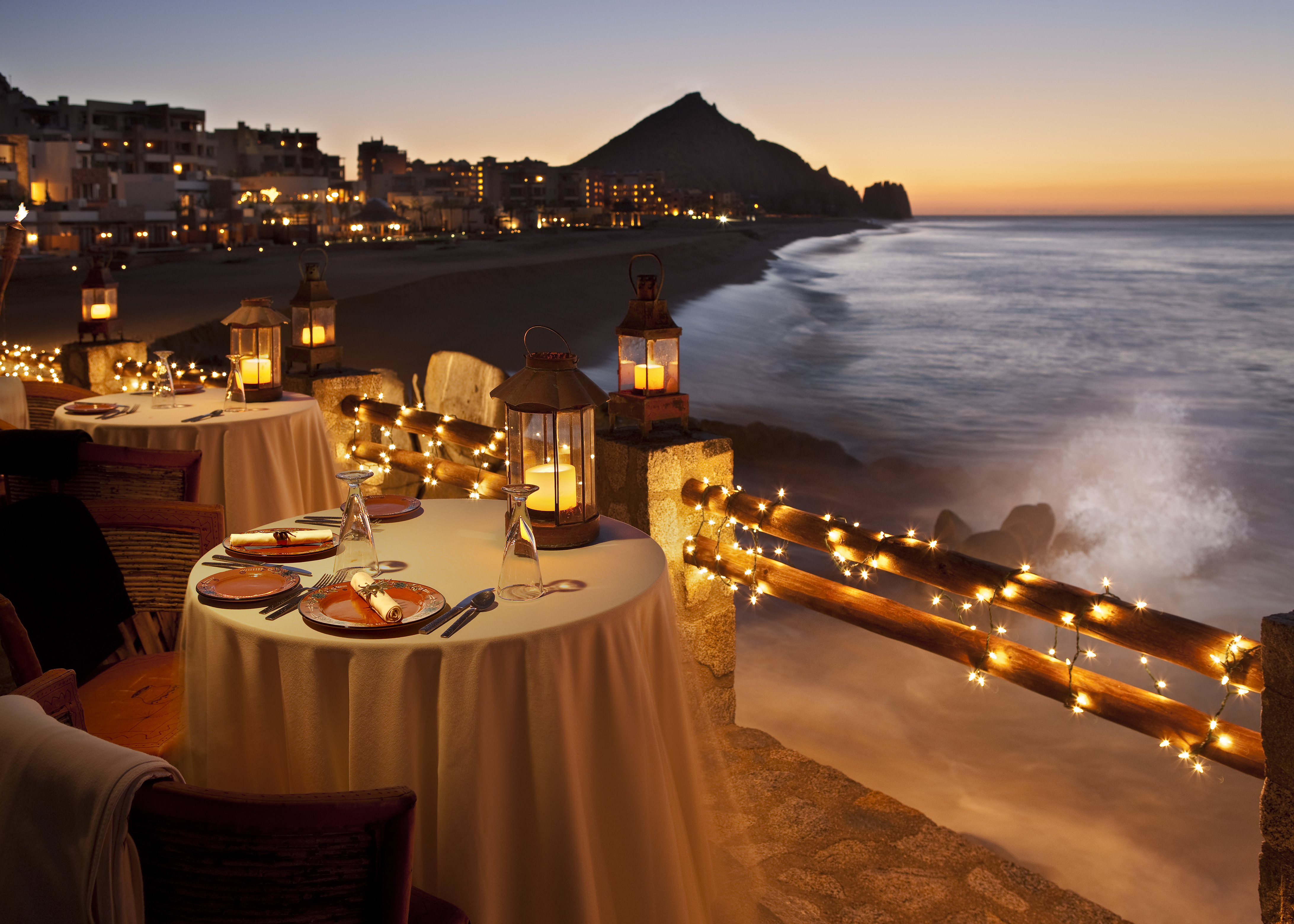 25 World's Best Restaurant Views 50