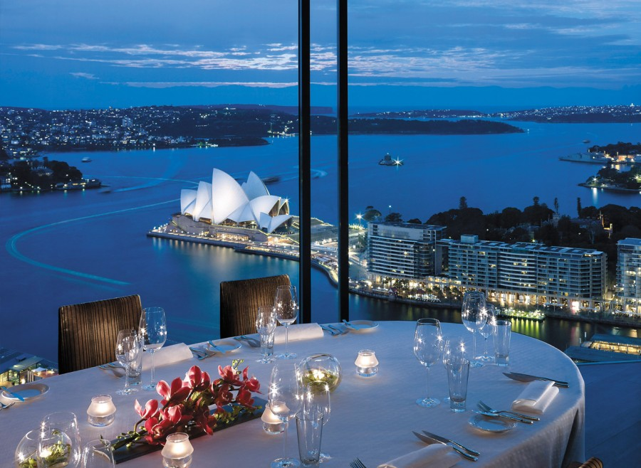 25 World's Best Restaurant Views 58