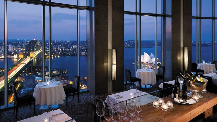 25 World's Best Restaurant Views 59